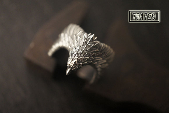 MW R1034 The 925 Silver Freedom Ring