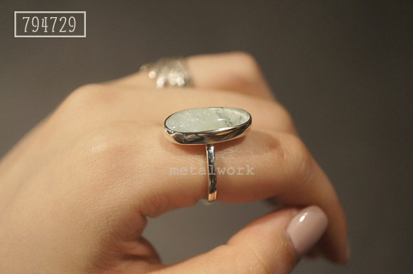 SR030 The 925 Beryl Ring