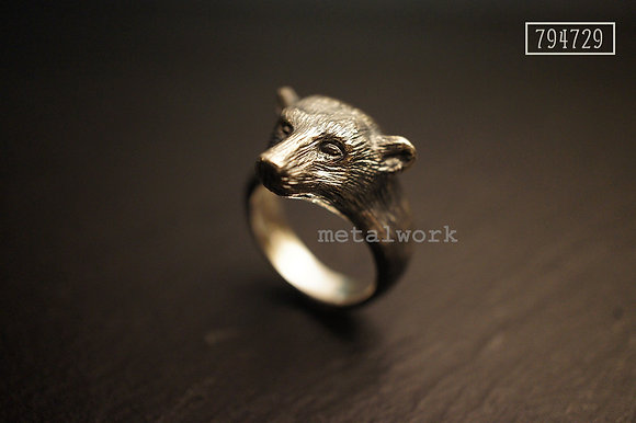 MW R1004 The Bear ring
