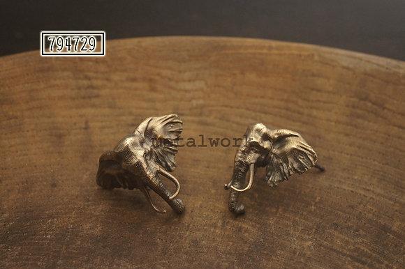 MW E1040 Elephant Stud Earring