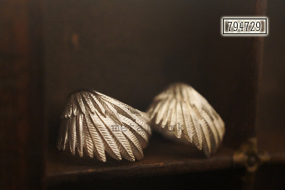MW R1014 The 925 Silver Wing Ring