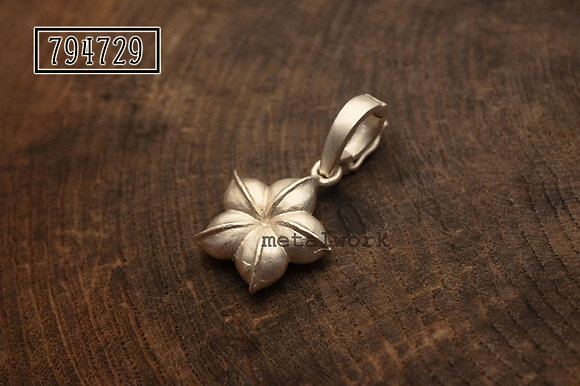 MW P1092 The 925 Silver Nutty Charm