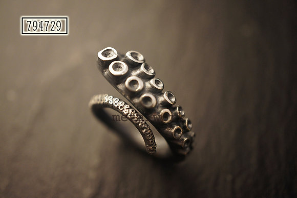 MW R1046 925 Les Mers Ring