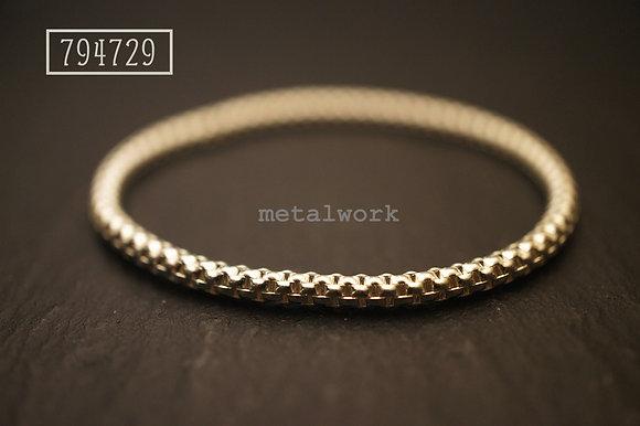 MW B1005 The 925 Silver Elastic Bracelet