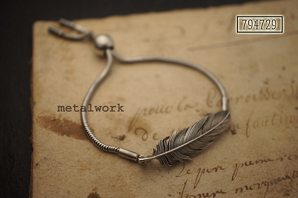 MW B1038 Ma'at Drawstring Bracelet