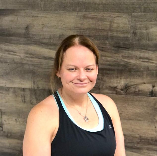Amber - Yoga Instructor