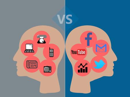 Marketing Tradicional x Marketing Digital: qual usar na estratégia da sua empresa?