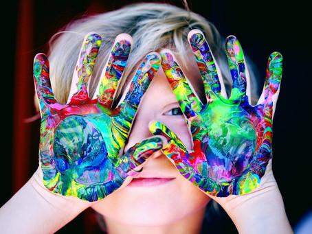 Dicas de atividades divertidas que auxiliam na educação das crianças