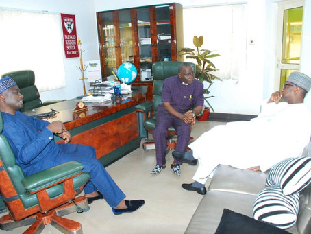 ECONOMIC GROWTH: GOV SANI-BELLO CALLS FOR SUPPORT FOR PRIVATE-SECTOR DRIVEN INVESTMENTS News