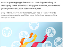 From Reader's Digest: How to Be More Productive in 2021, Based on Your Zodiac Sign