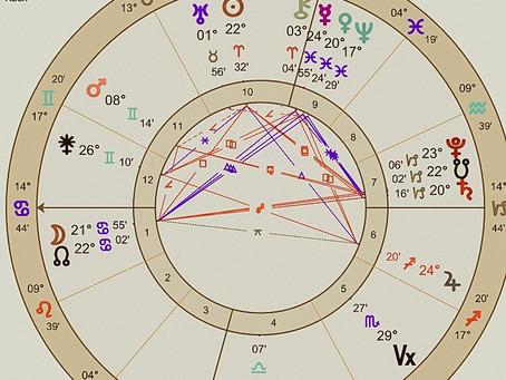 VALUE, DECISIONS, & UNEVEN GROUND | Astro Bulletin April 8–14