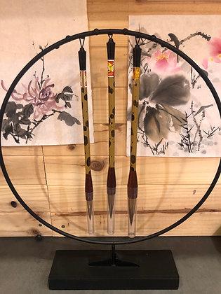 Calligraphy rack round 筆吊(圓)