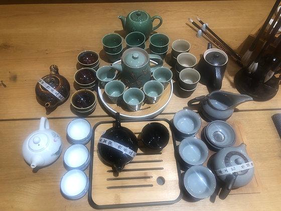 Tea set 7 piece