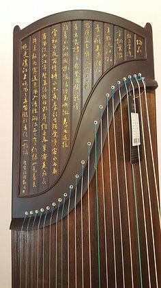 敦煌老红木古箏 (标准級) Premium Dunhuang Guzheng - Old Rosewood
