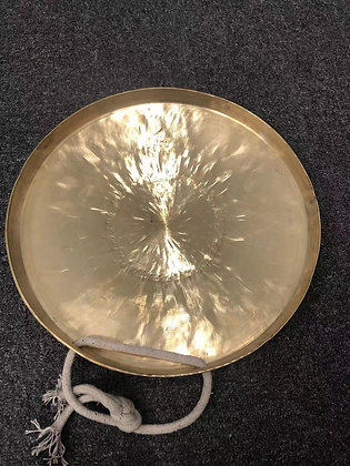 """Professional percussion - gong 8"""" with beaters"""