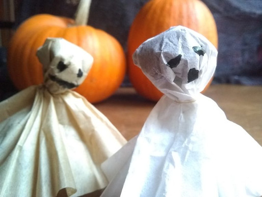 Make Your Cup of Tea Spooky with This Frightfully Simple Craft
