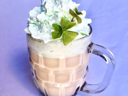 Tea Cocktails for Saint Patrick's Day