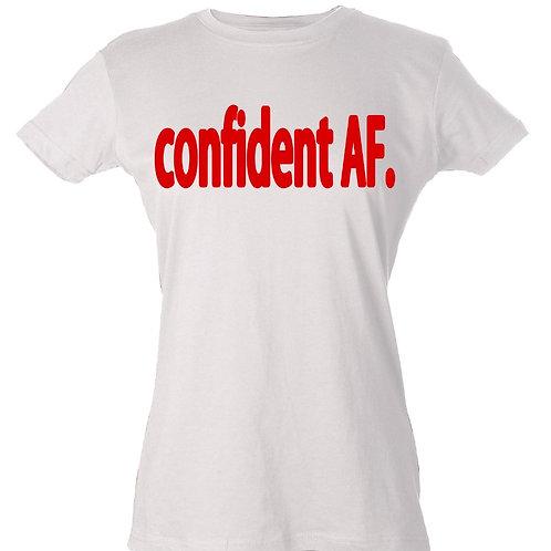 Confident AF T-shirt