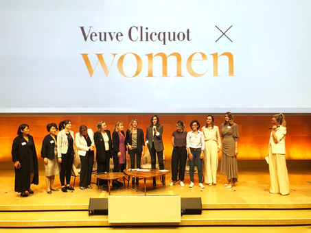 Veuve Clicquot's Barometer: Why are the hurdles still inordinate for aspiring female entrepreneurs'?