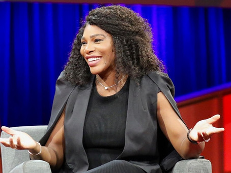 Serena Williams: Empowering Future Leaders at Serena Ventures