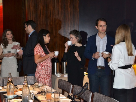 Fashion Tech Meets the Investors NYC - A Breakfast Discussion