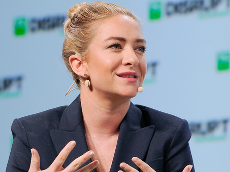 Whitney Wolfe Herd: Making the First Move - Giving Women More Power and Control