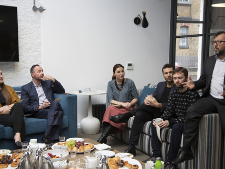 Fashion Tech Meets the Investors Breakfast Discussion -– Managing Talent in a Hybrid World