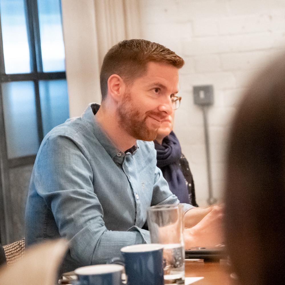 Brendan Teer, Global Store Design Director at Jo Malone