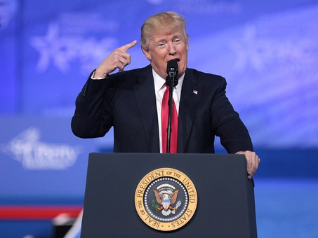 Sustainability v. Populism – is Trump Missing the Point?
