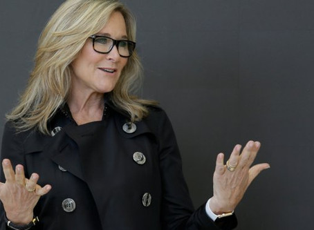 What Next for Angela Ahrendts?