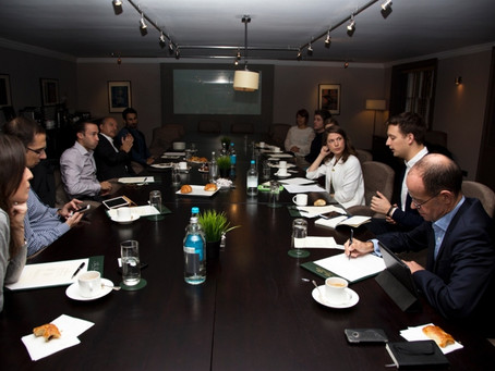 Fashion Tech Meets the Investors London - A Breakfast Discussion