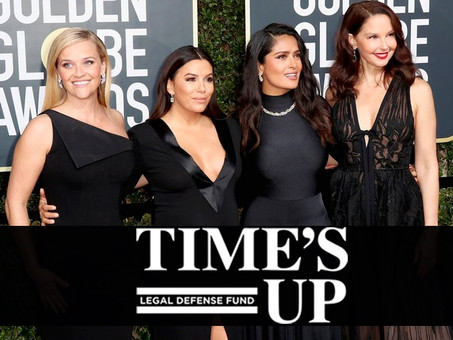 Time's Up: Condé  Nast and eBay Partner with Anti-Sexual Harassment Movement