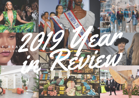 2019 Year in Review (Fashion, Beauty, Luxury & Lifestyle)