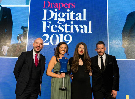 """We Need to Get Out of Our Own Way"": Lessons from Drapers Digital Festival 2019"