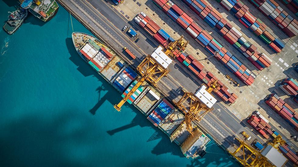 Copy of Logistics and transportation of