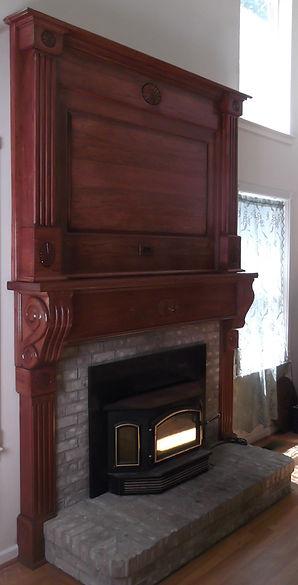 Custom Woodworking - Nockonwood