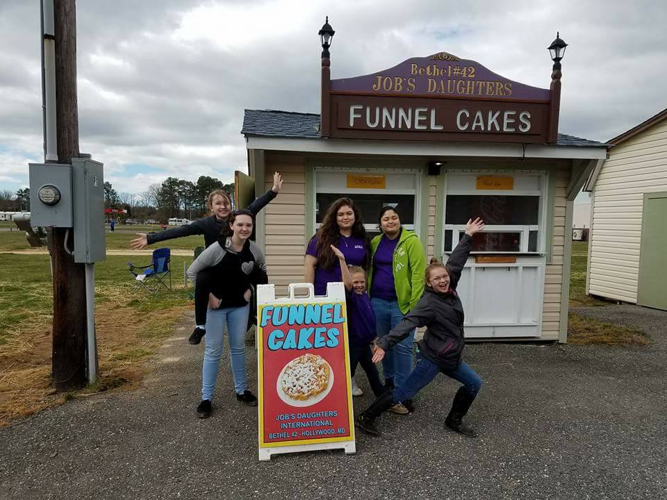 Bethel 42 Funnel Cakes