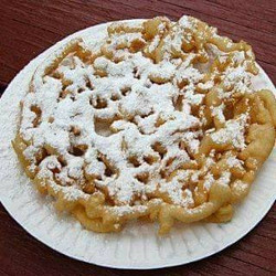 Delicious Funnel Cakes