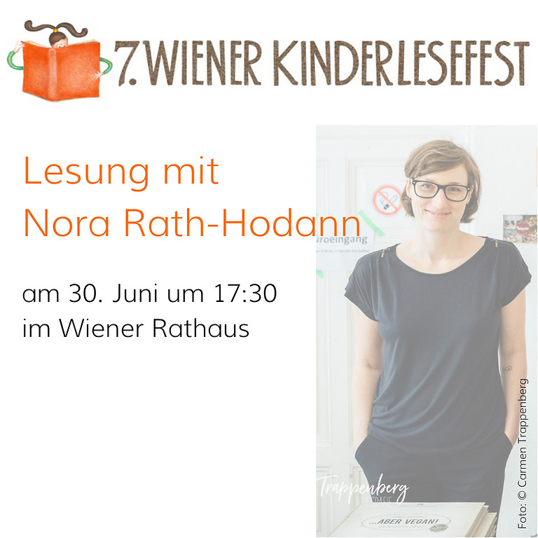 Lesung beim Wiener Kinderlesefest