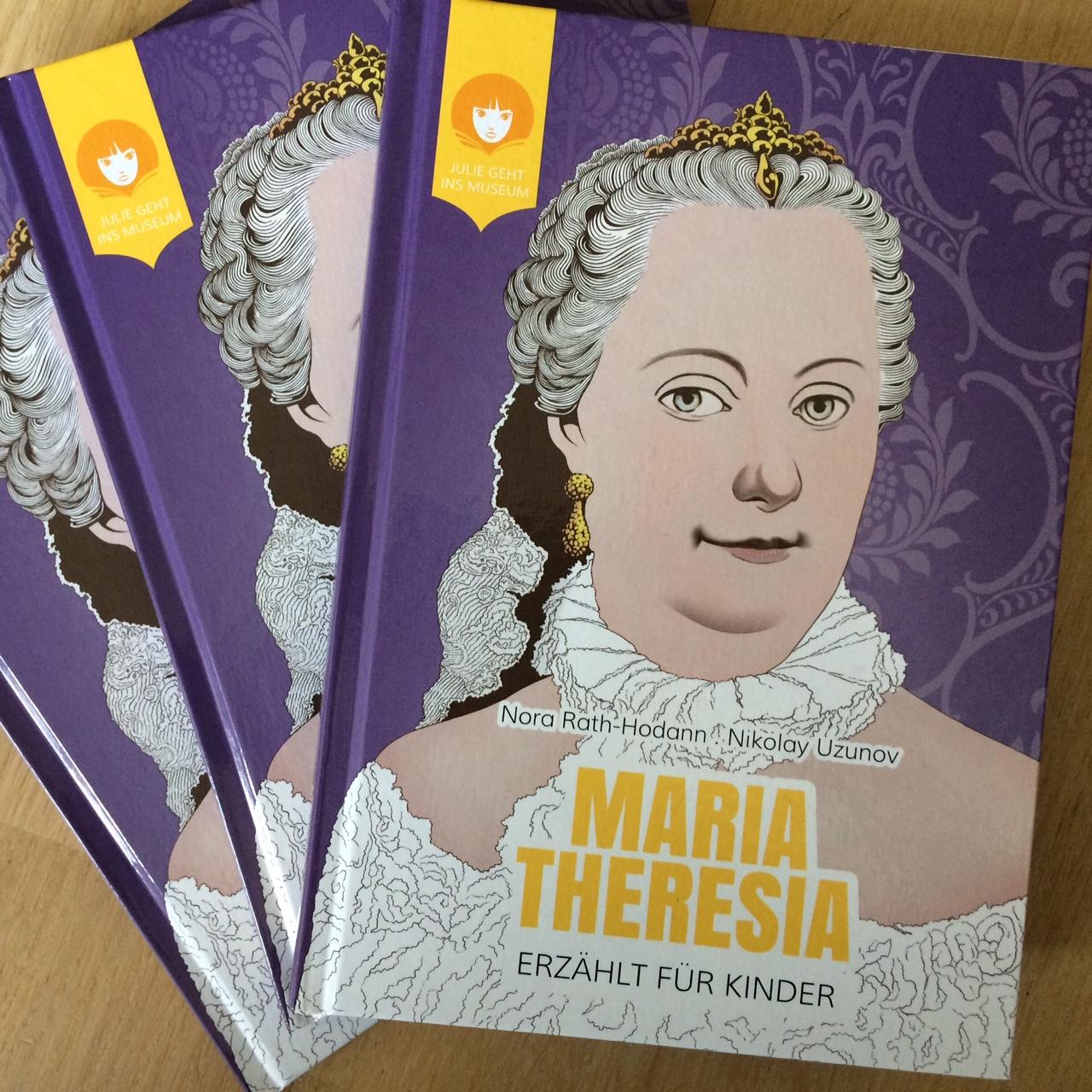 MARIA THERESIA Cover