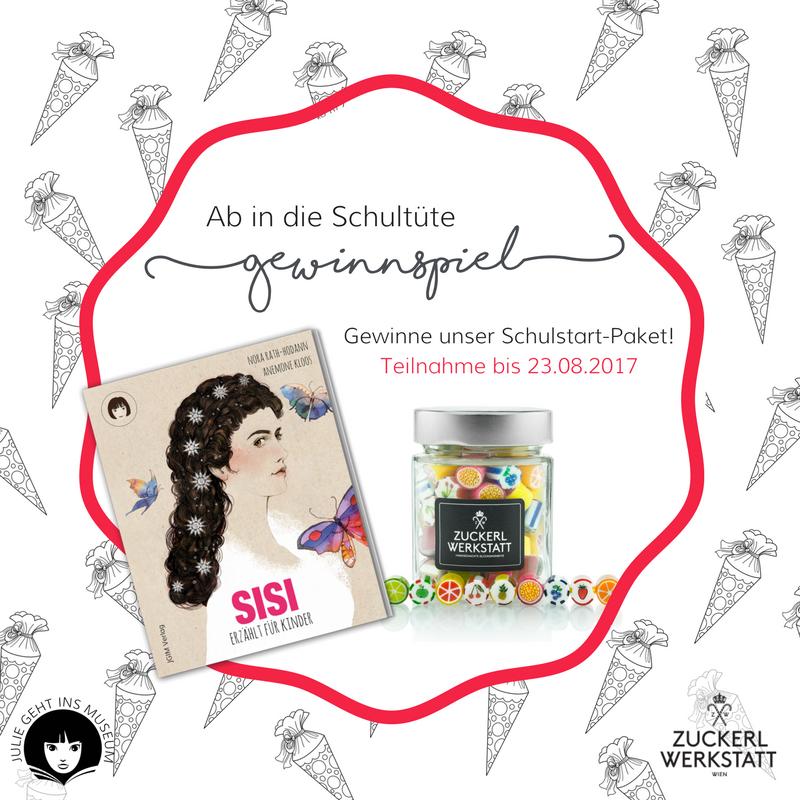 Gewinnspiel SISI Schulpaket 2017