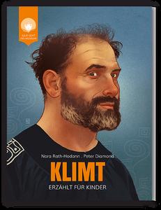 Cover. KLIMT - erzählt für Kinder