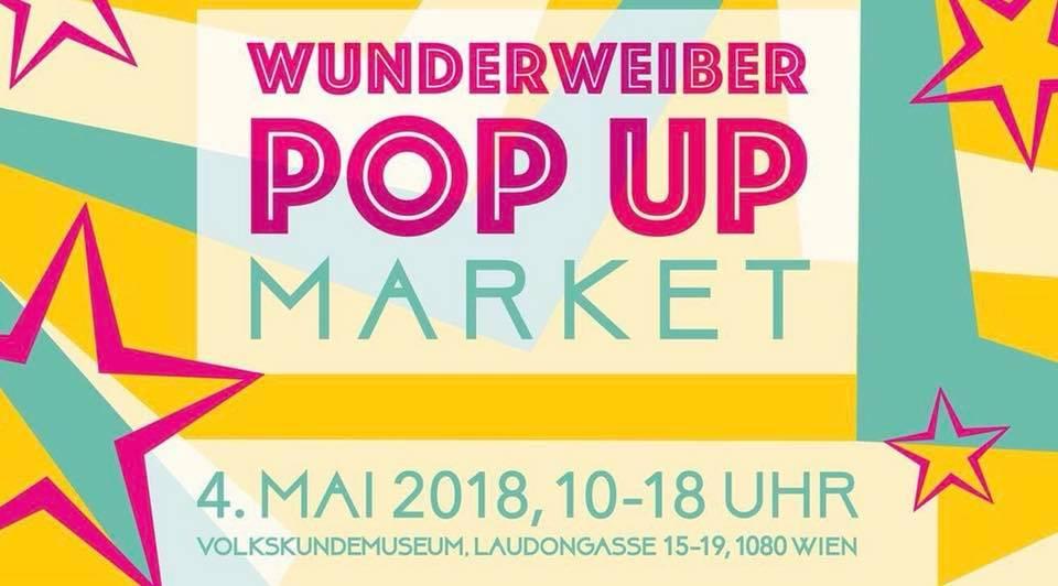 WUNDERWEIBER POP-UP MARKET 2018