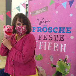 Katrin – Wenn Frösche Feste feiern