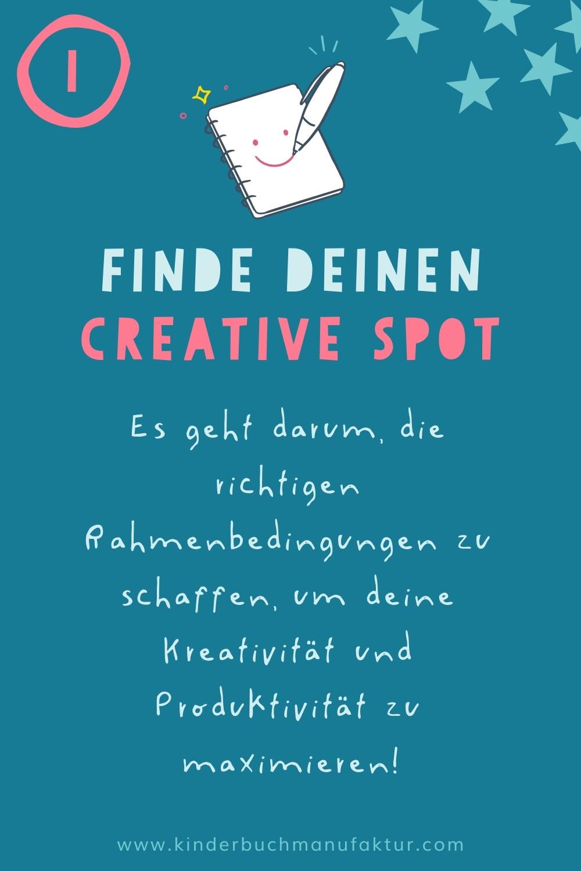 Kinderbuchautorin, Kinderbuchautor, Kinderbuch, schreiben, veröffentlichen, KinderbuchManufaktur, Produktivität