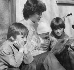 Lesen mit mama