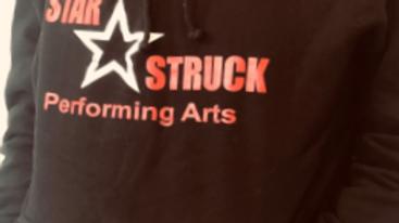 StarStruck Personalised Hoodie