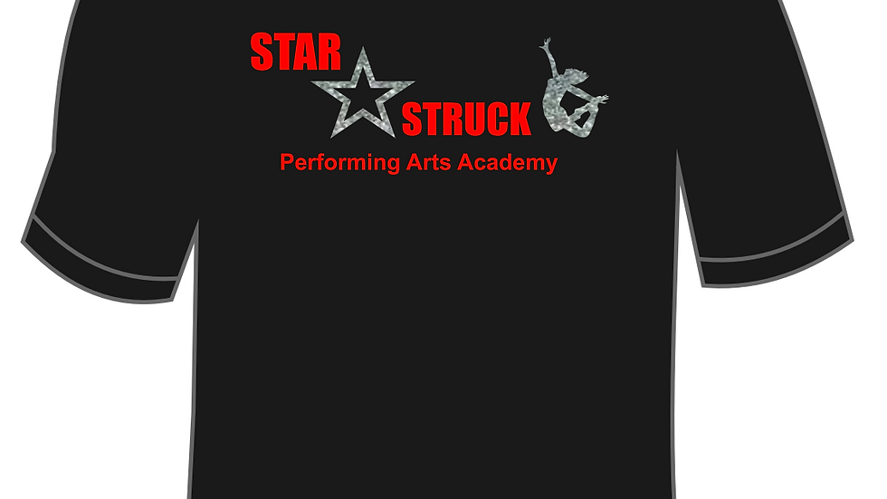 StarStruck Personalised T-Shirt