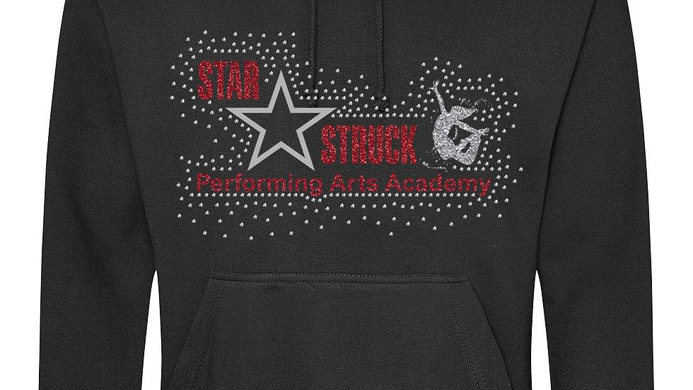 Personalised Rhinestone StarStruck Hoodie
