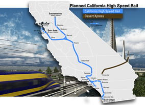 California High-Speed Rail Authority Releases Draft 2016 Business Plan
